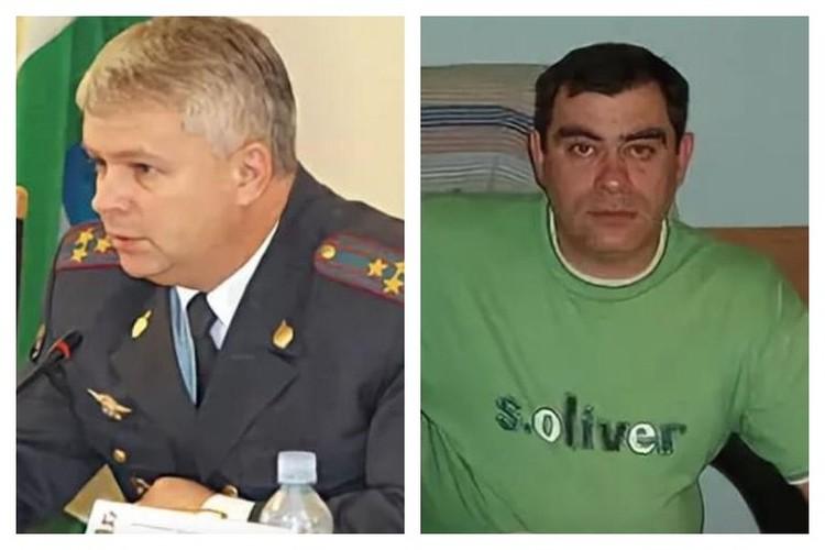 Э. Матвеев и С. Галиев - бывшие начальники отделов МВД Уфимского и Кармаскалинского районов