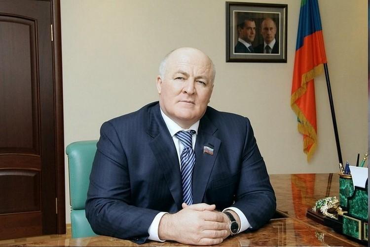 Магомед Сулейманов
