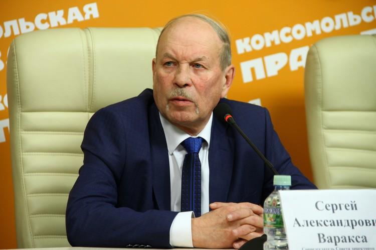 директор «Нижегородского индустриального колледжа» Сергей Варакса