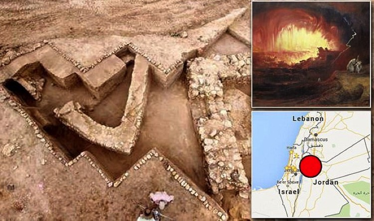 Кое-где сохранились стены города, в котором жили более 60 тысяч человек.