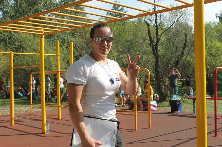 Сейчас Оксана - одна из самых сильных женщин России