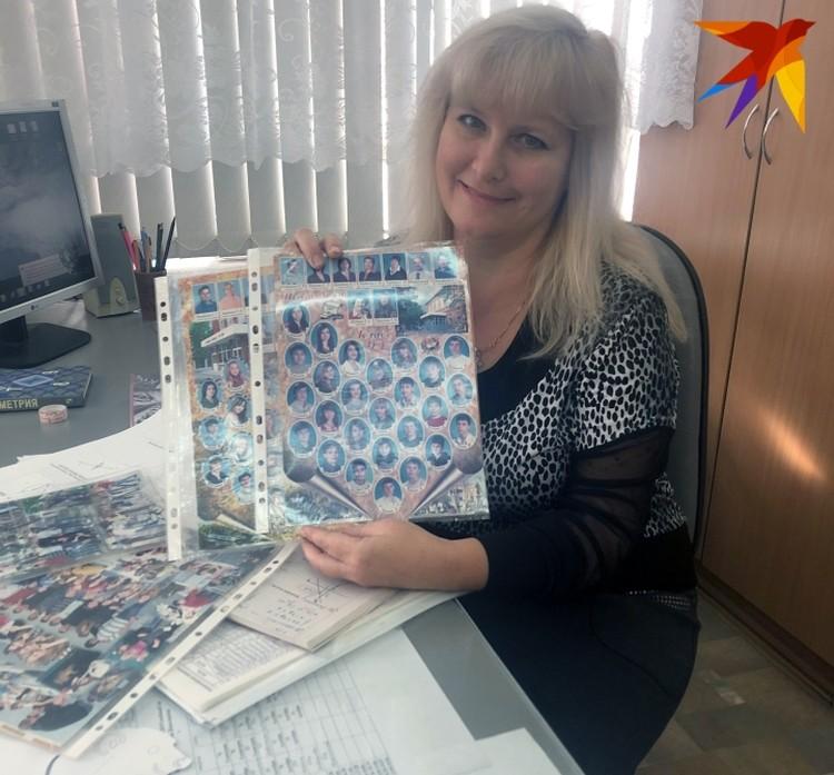 Школьная учительница Татьяна Пирогова.