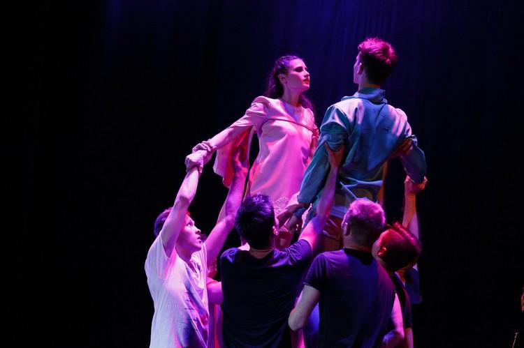 Любви Ромео и Джульетты может помешать третий лишний. Фото предоставлено пресс-службой филармонии