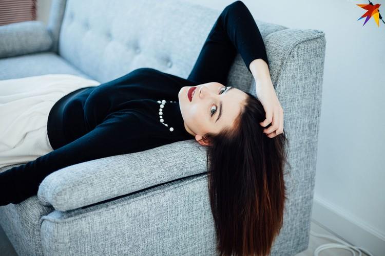Дарья Ламзина