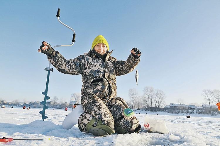 - Ловись, рыбка, не большая и не маленькая, а стандартных размеров в соответствии с новыми правилами рыболовства!