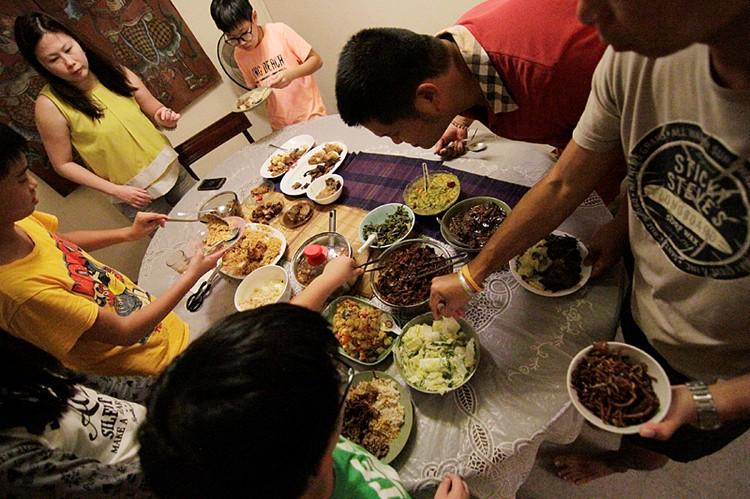 В каждой стране свои новогодние блюда