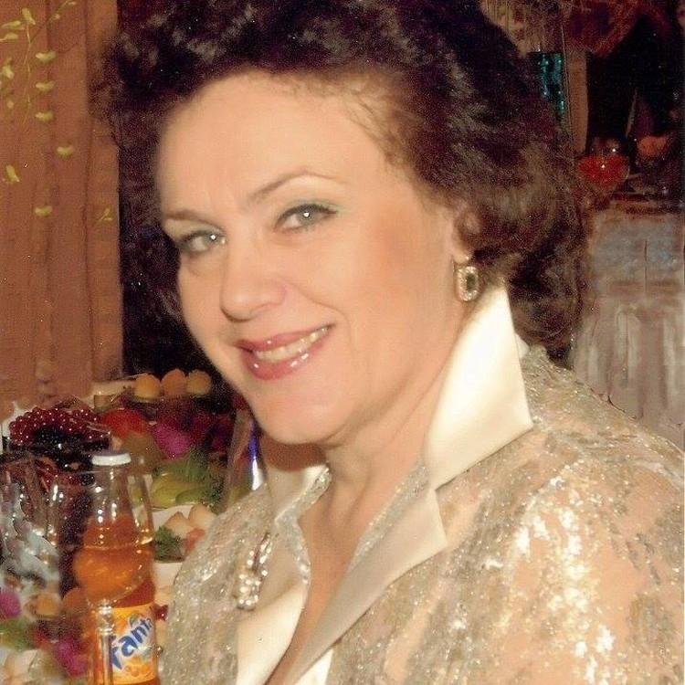 Гелена Кандель.