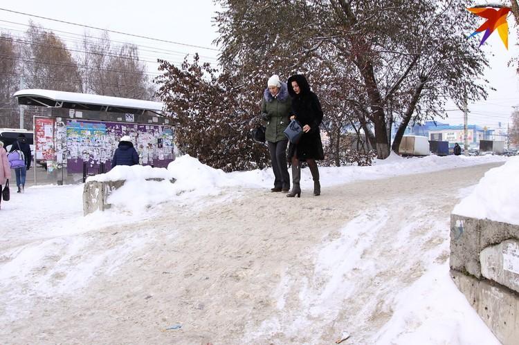 Зима 2018 года Фото: архив редакции
