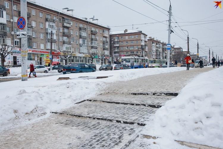Зима 2019 года, 9 января Фото: Сергей Грачев