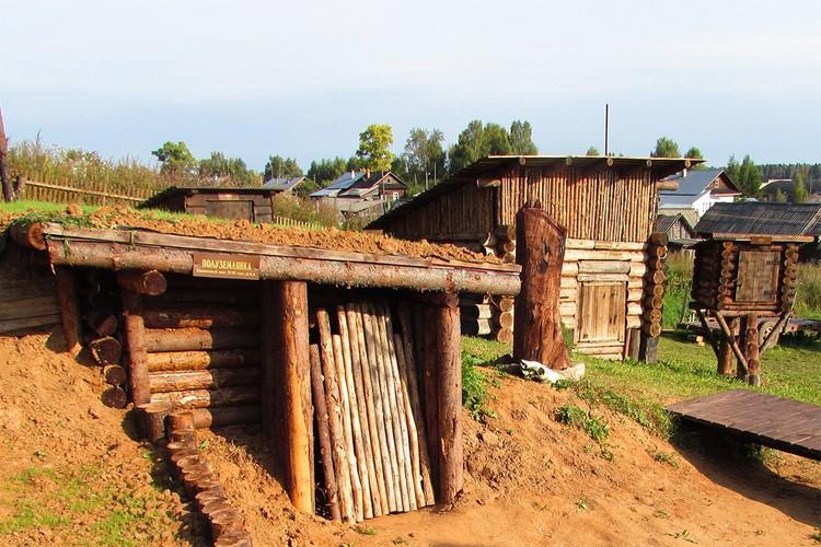 В «Нургуше» можно посмотреть на жилище охотника из каменного века. Фото: vk.com/public_nurgush