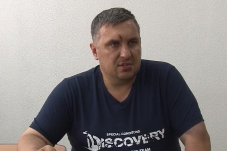 """Родные Евгения Панова кричали на суде: """"Слава Украине!"""". Фото: скриншот из видео"""
