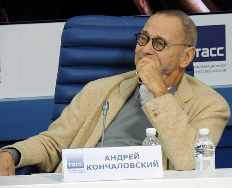 В марте зрители увидят премьеру в постановке Андрея Кончаловского - «Сцены из семейной жизни»