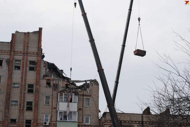В Интернете даже появилась петиция, в которой им просят выделить новое жилье - по примеру Магнитогорска.