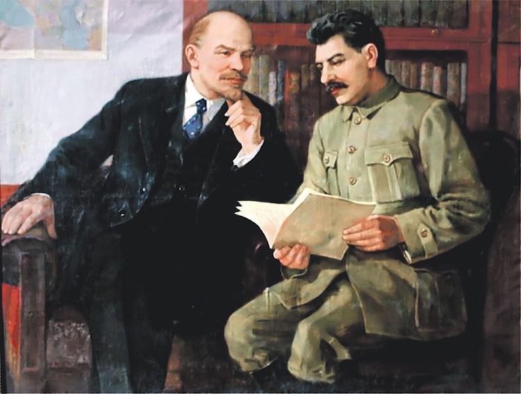 Сталин вынужден был признать: политическое завещание Ильича подлинное.
