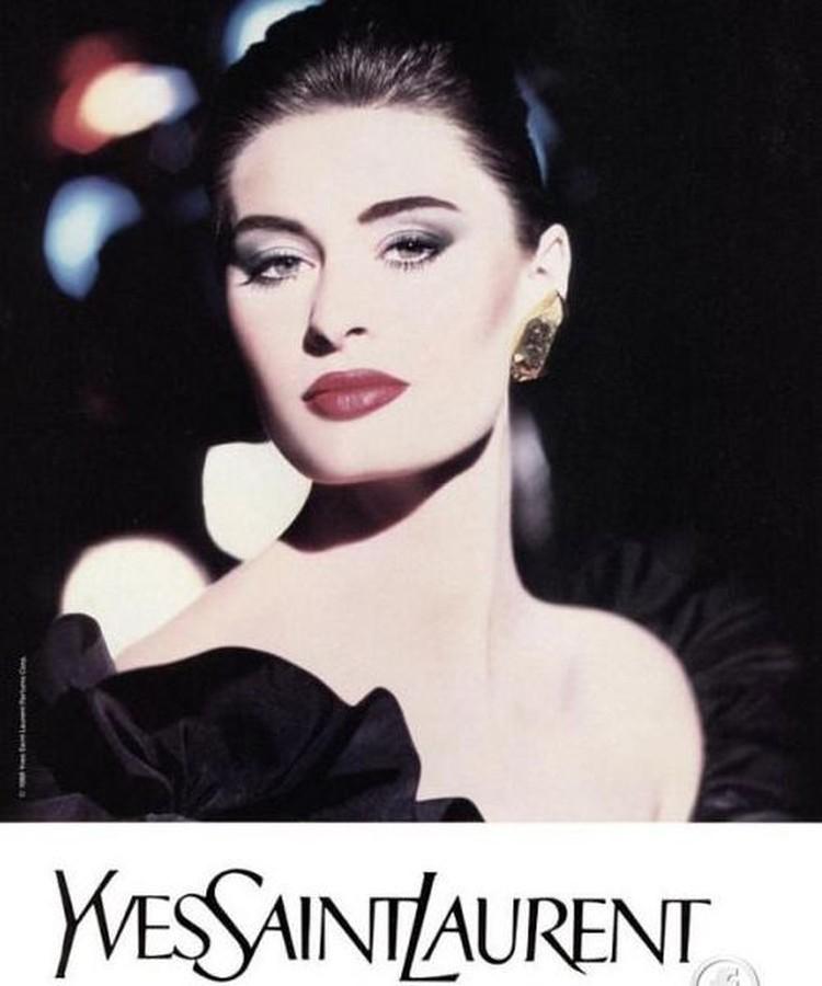 Модель заключила контракт с французским модным домом Yves Saint Lauren. Фото: соцсети.