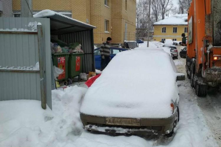 Снимки нарушителей уходят в специальную инспекцию. Фото: пресс-служба города Кирова