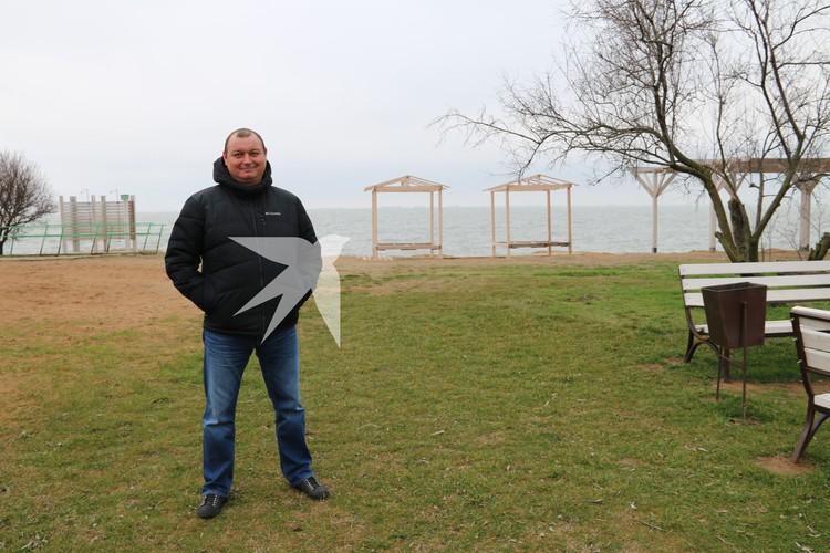 Владимир Горбенко намерен вернуться к рыбному промыслу