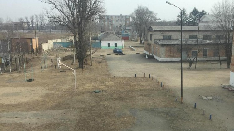 Село Покровка, Октябрьский район Приморья. Фото: читатель «Комсомолки».