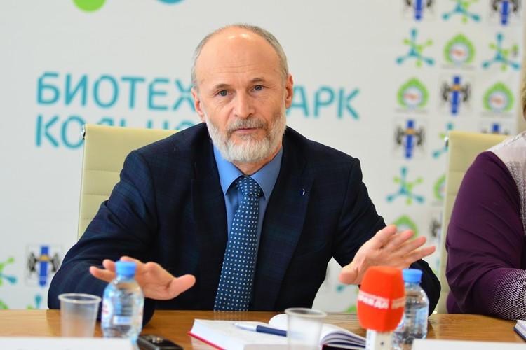 Владислав Петрович Ильин, генеральный директор компании «Био-Веста».