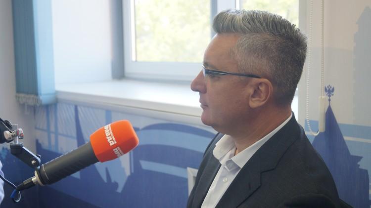 Александр Зубрицкий не согласен с причиной отказа избиркома