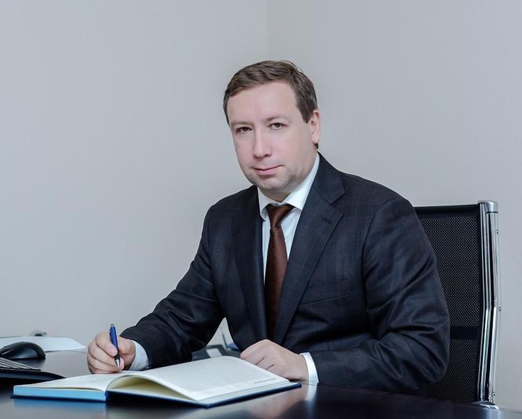 Исполняющий обязанности заместителя генерального директора по персоналу и социальным вопросам ПАО «Нижнекамскнефтехим» Родион Булашов.