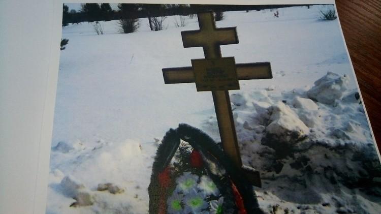 Валерия Малеева в итоге похоронили в Мирном