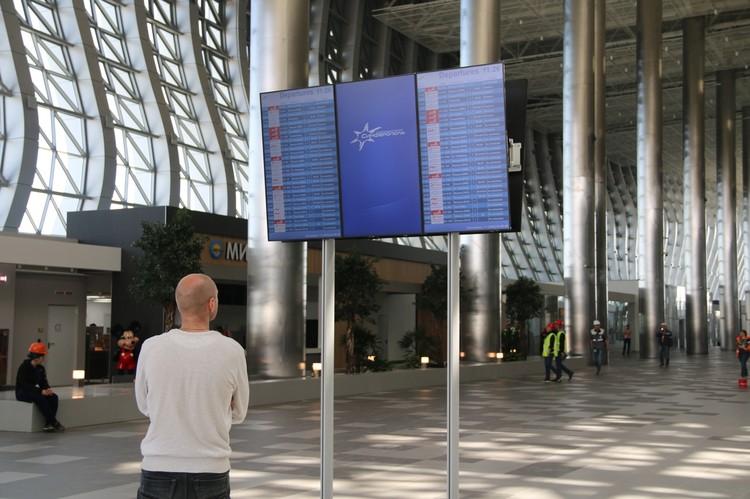 Большинство новых рейсов появятся в расписании с июня.
