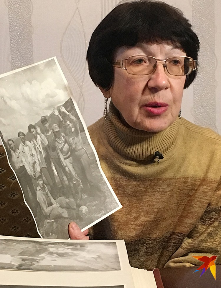 Мама погибшего Тимура Бапанова Галина Николаевна