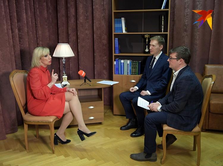 К юбилею провокации в Солсбери российский дипломат рассказала «Комсомольской правде» об информационной войне Вашингтона и Лондона