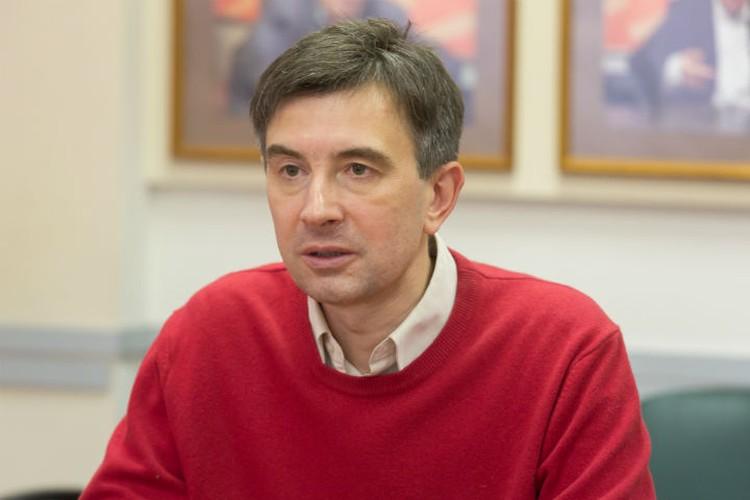 Сергей Ануфриев.