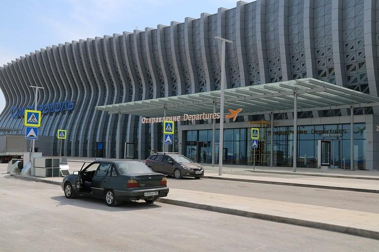 Аэропорт построили по уникальному проекту