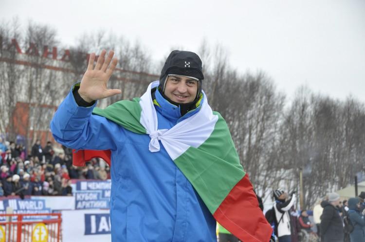 Первый Чемпионат мира по ледяному плаванию проходил в Мурманске в 2015 году, второй - состоялся в 2017-м в немецком городе Бургхаузен.