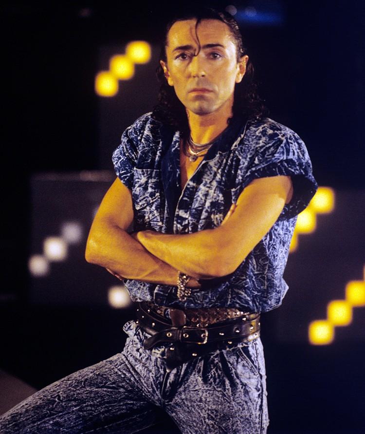 Леонтьев всегда был один из самых востребованных российских певцов