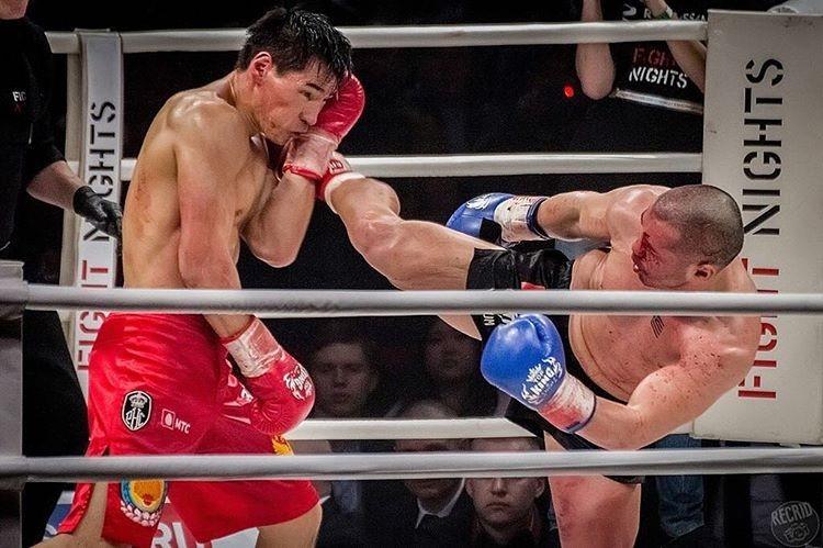 В боях на ринге Хасиков не знает компромиссов. Фото: ВК, личная страница.