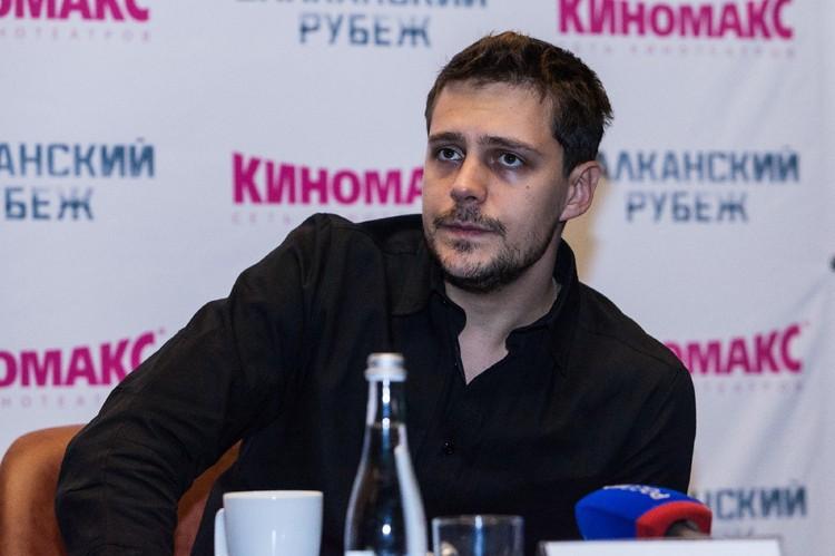 Актер лично приехал в Екатеринбург, чтобы представить фильм со своим участием