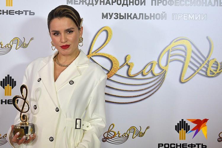 """Певица Zivert признана """"Открытием года"""""""
