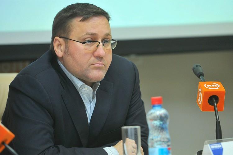 Политолог Евгений Минченко.