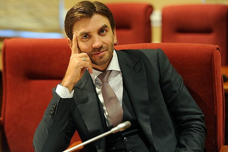 Бывший министр Российской Федерации по координации деятельности «Открытого правительства» Михаил Абызов.