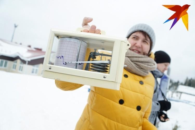 В составе экспериментальной группы было два эксперата. Один в сфере геодезии, второй в метеорологии.