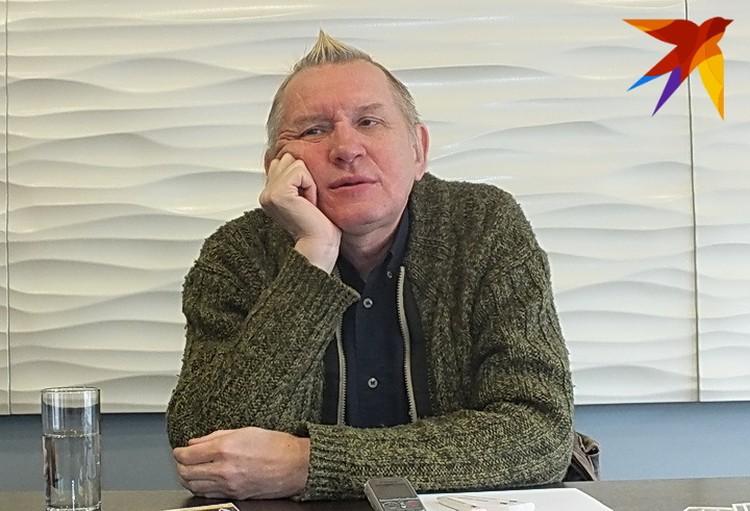 Олег Гаркуша в Воронеже.