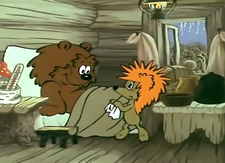 В советских мультиках, как в «Зимней сказке», детей учили дружбе и взаимопомощи на грани жертвенности.