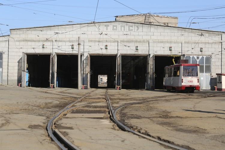 В Челябинске почти пять лет не покупали новые трамваи.
