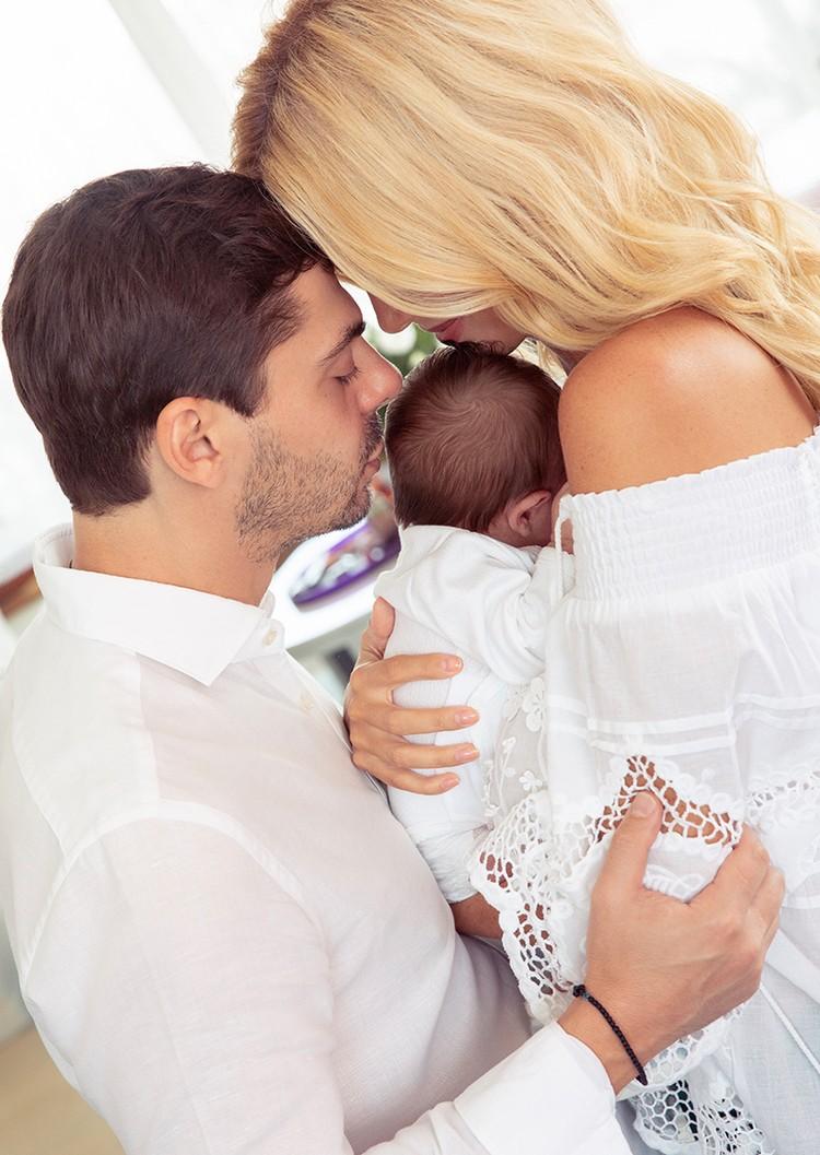 Марк-Лионель и его родители пока живут в Майами, но скоро вернутся в Россию