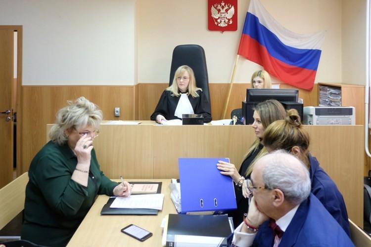 Заседания суда проходило в закрытом режиме.