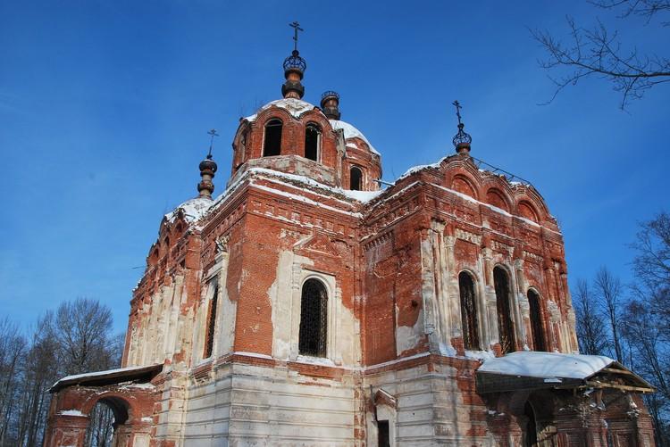 Рдейский Успенский монастырь.