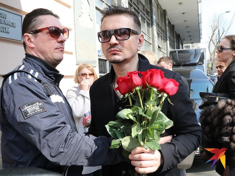 Денис Сердюков.