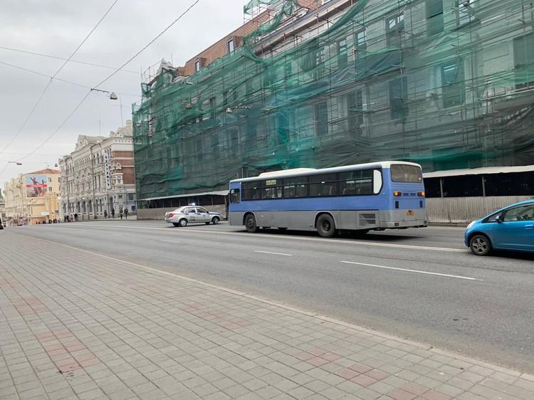 Улица Светланская.