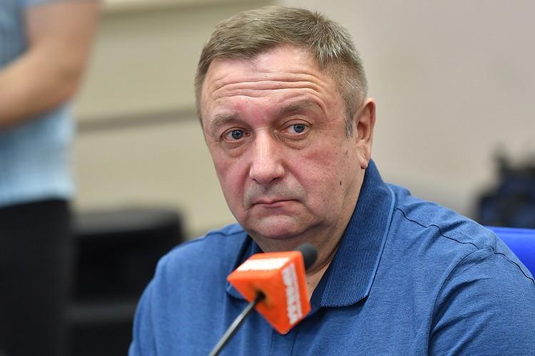Евгений Гаврилов.