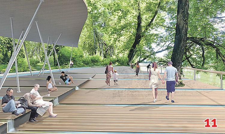 В Ландшафтном парке откроется акватический сад. Фото: mos.ru