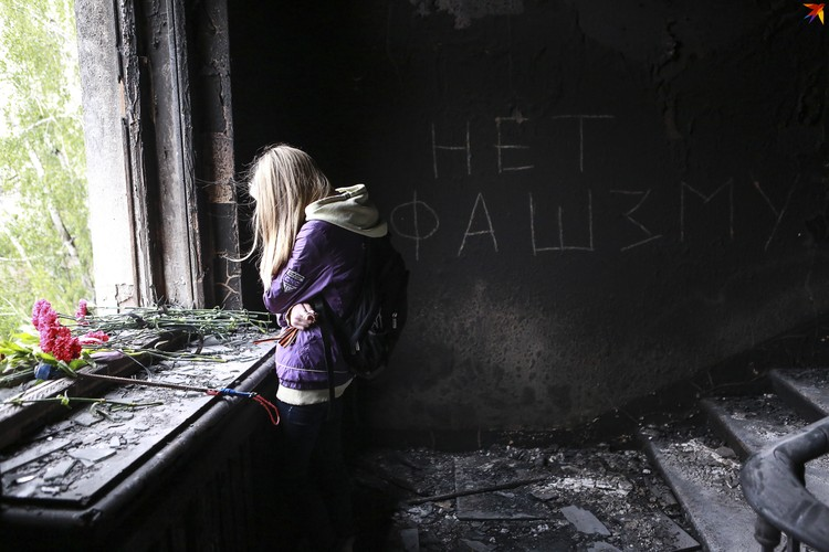 Многие очевидцы тех событий вынуждены были уехать из родного города